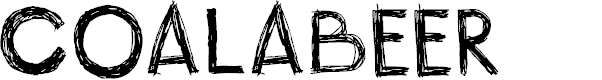 Preview image for COALABEER Font