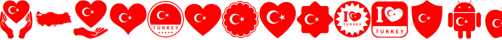 Preview image for font turkey color