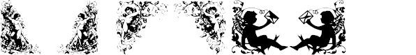 Preview image for Destiny's Cherubs Ding Font