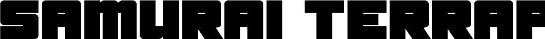 Preview image for Samurai Terrapin Font