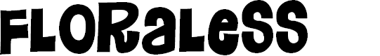 Preview image for Floraless Font