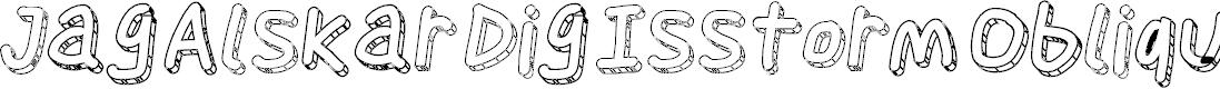 Preview image for Jag Alskar Dig Isstorm Oblique