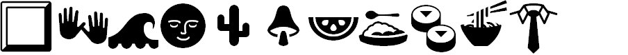 Preview image for Noto Emoji