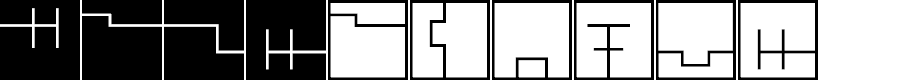Preview image for FEZ-Regular Font