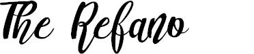 Preview image for The Refano Font