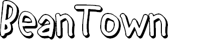 Preview image for BeanTown Font