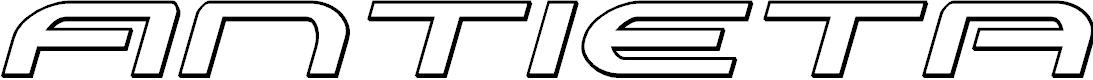 Preview image for Antietam Outline Italic