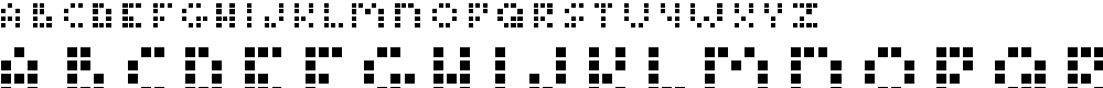 Preview image for Tamagotchi Normal Font