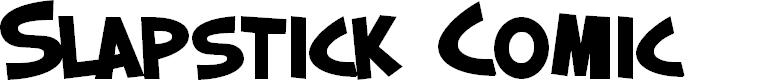 Preview image for SF Slapstick Comic SC Bold