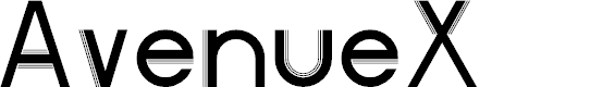 Preview image for AvenueX Font