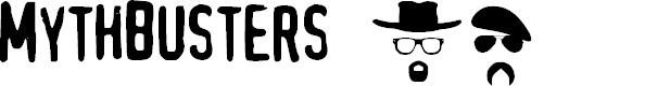Preview image for MythBusters Font