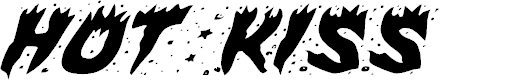 Preview image for Hot Kiss Expanded Italic