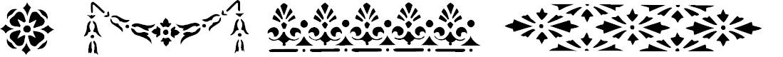 Preview image for Victorian Designs Two Font