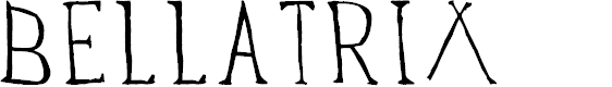 Preview image for Bellatrix Font