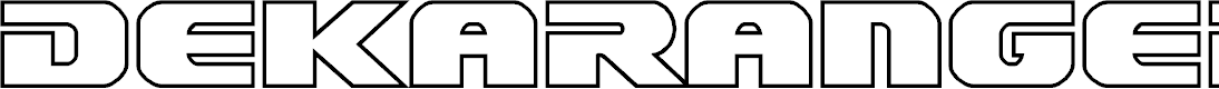 Preview image for Dekaranger Outline