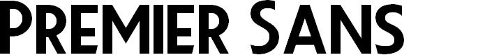 Preview image for Premier Sans