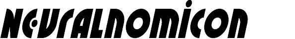 Preview image for Neuralnomicon Condensed Italic