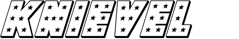 Preview image for Knievel 3D Italic