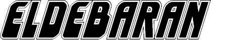 Preview image for Eldebaran Academy Italic