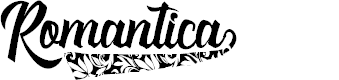 Preview image for Romantica Personal Use  Font