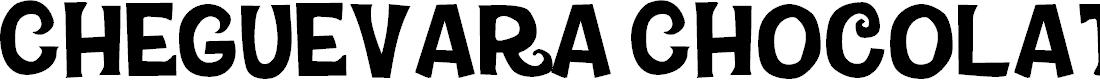 Preview image for CheGuevara ChocolateFactory Regular Font