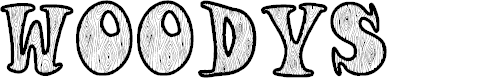 Preview image for Woodys Font