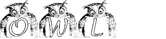 Preview image for KG OWL2 Font
