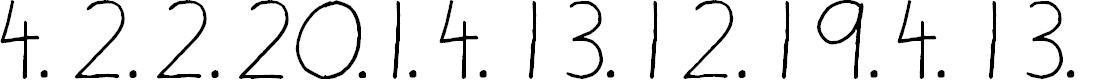 Preview image for Illuminati Novice Cipher Font