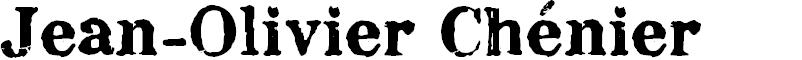Preview image for Chenier Regular