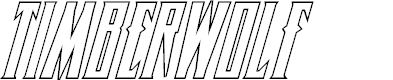 Preview image for Timberwolf Shadow Italic