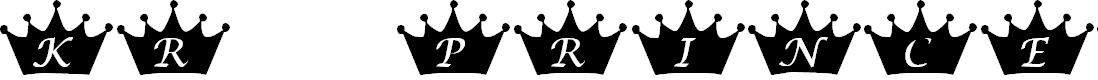 Preview image for KR PRincEsS Font
