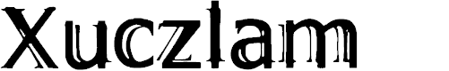 Preview image for Xuczlam Font