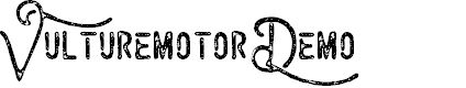 Preview image for VulturemotorDemo Font