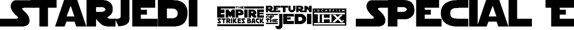 Preview image for StarJedi Special Edition