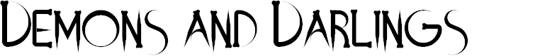 Preview image for Demons and Darlings Font