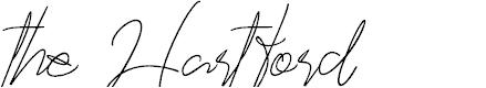 Preview image for Hartford Font