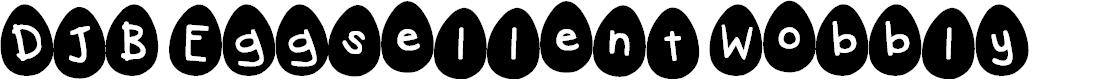 Preview image for DJB Eggsellent Wobbly