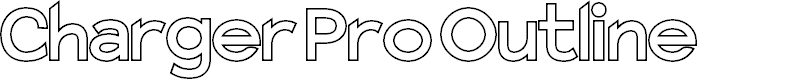 Preview image for Charger Pro Outline