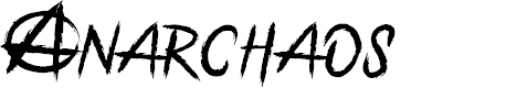 Preview image for Anarchaos Font
