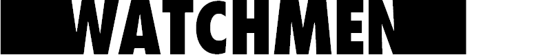 Preview image for --wATCHMEn-- Font