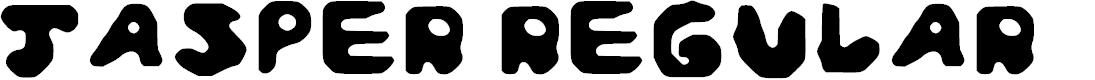 Preview image for Jasper Regular Font