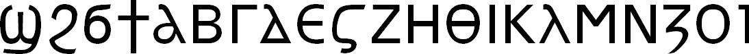 Preview image for Sophia Nubian Font
