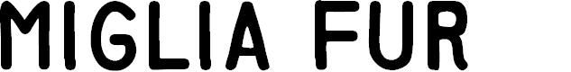 Preview image for Miglia Fur