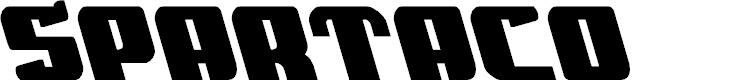 Preview image for Spartaco Leftalic Italic