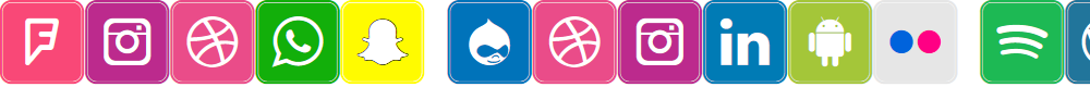 Preview image for Icons Social Media 7