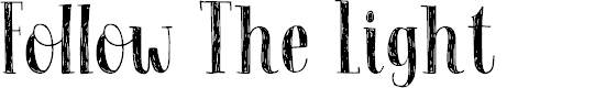 Preview image for Follow The Light DEMO Regular Font