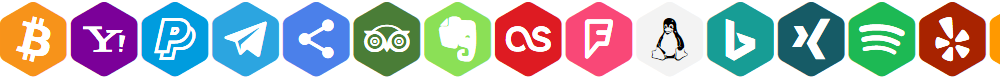 Preview image for Font Social Color Pro