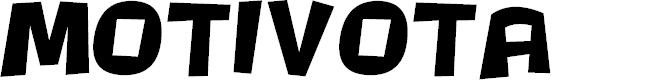 Preview image for Motivota Font