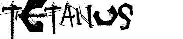 Preview image for Tetanus Font