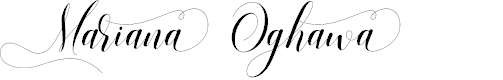 Preview image for Mariana Oghawa Font